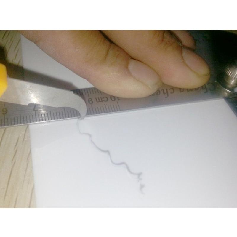Řemeslný nůž s háčkem na nože Fuan Acrylic, řezací nůž na - Příslušenství elektrického nářadí - Fotografie 6