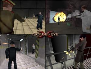 Image 3 - 64 bitowa gra ** GoldenEye X 5D Hack Perfect Dark (wersja Hack!! Wersja USA!!)
