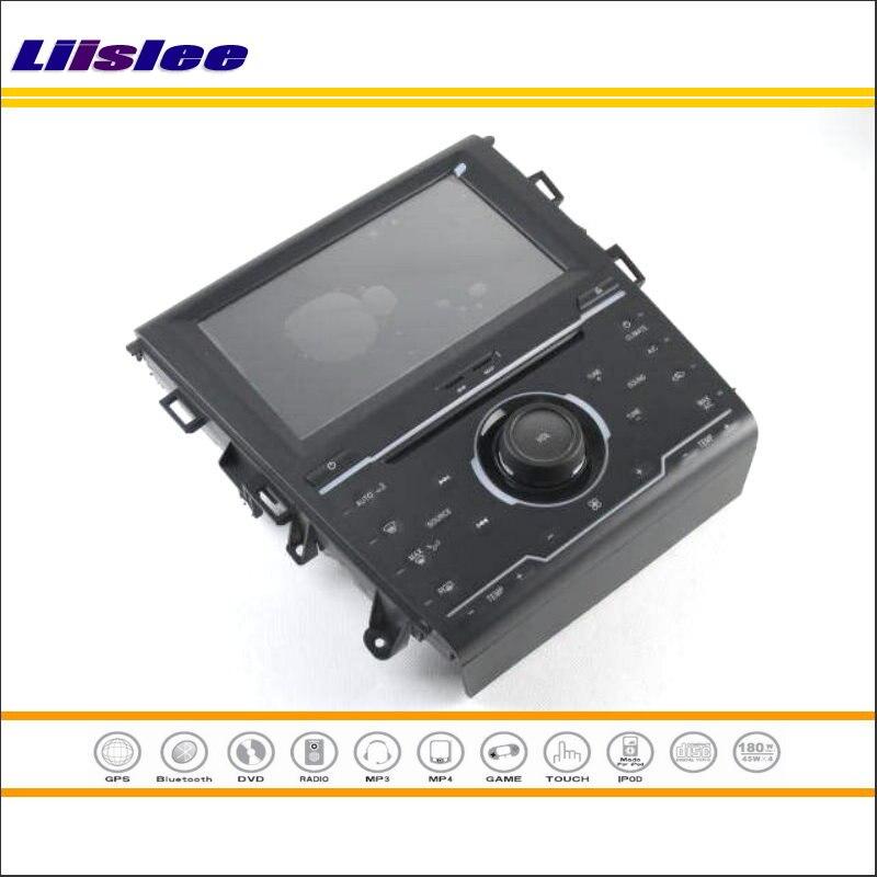 Liislee För Ford Fusion För Mondeo 2013 ~ 2014 Bil GPS Navi - Bilelektronik