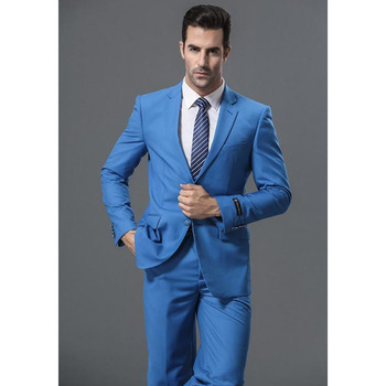 New wedding suits for men Slim Fit Leisure mens Suit terno Special High Quality Business mens Suits two-piece costume homme 2017