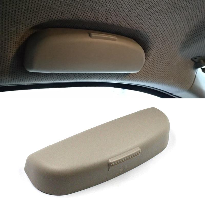 Enthousiast Voor Peugeot 206 207 307 308 408 508 2008 301 3008 Auto Styling Zonnebril Houder Doos Glazen Opbergdoos Case Auto Accessoires