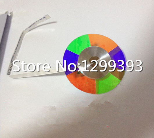 Projector color wheel for  Optoma HD800X  Free shipping projector color wheel for optoma hd66 hd67n