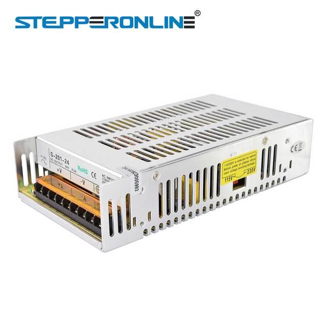 DC24V 201W 8.3A Switching Power Supply 115V/230V to Stepper Motor 3D Printer/CNC