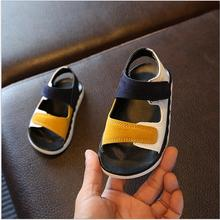 2019children's Sandals High quality Kids Shoes Baby Boy Girl