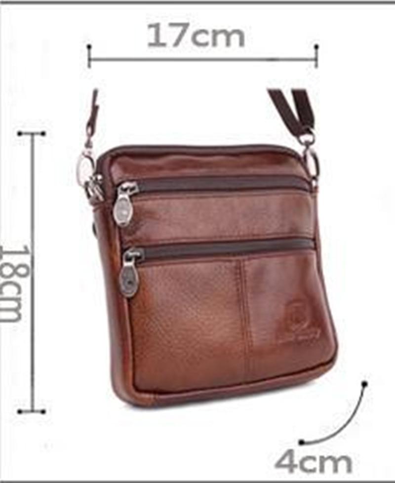 sacolas de homens homensageiro Tipo de Ítem : Messenger Bags