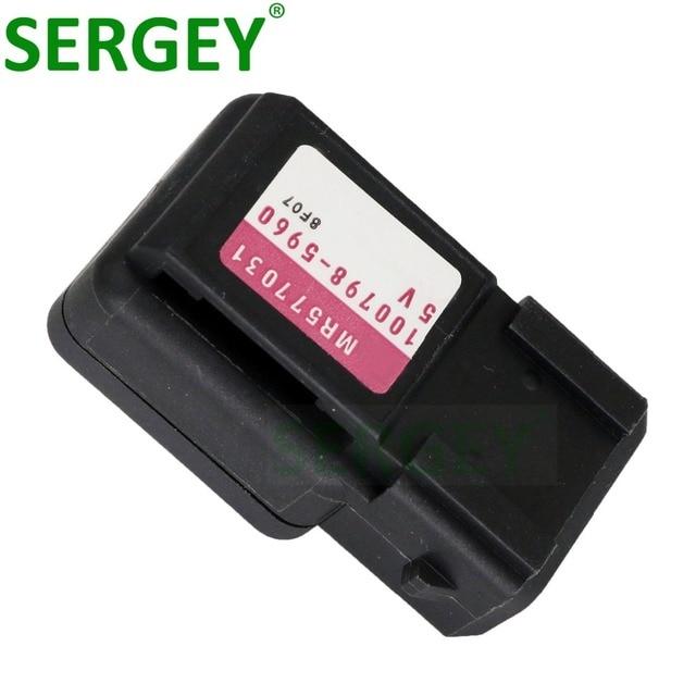 SERGEY Brand New Intake Pressure Sensor MR577031 100798-5960 1007985960 MAP Sensor For MITSUBISHI PAJERO L200