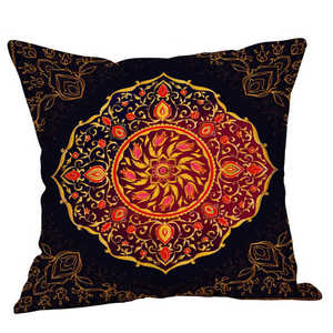 Image 5 - Eid Al Fitr Line Pillowcases Cover Super soft fabric Home  Letter Pattern Cushion Throw Bedding Pillow Case Pillow Covers