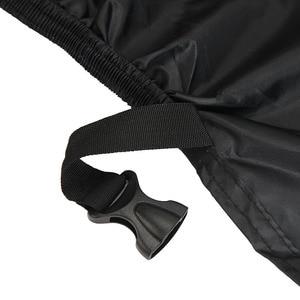 Image 2 - Чехол для мотоцикла, черный, для Honda CBR 600 1000 RR Suzuki GSXR Yamaha YZF R1 R6 Kawasaki Ninja ZX 6R