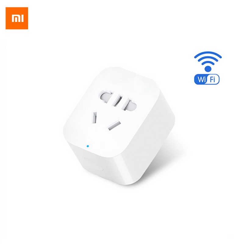 In Stock Intelligent Smart WiFi Plug Basic Phone Wireless Remote Control Smart Socket With EU/AU/UK/US Adapter