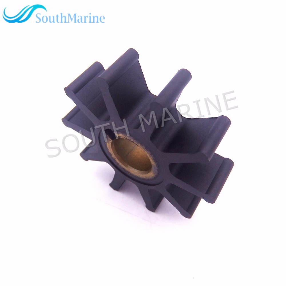 Outboard Engine 47-F462065 18-8901 9-45000 Water Pump Impeller for Chrysler Force Mercury Marine 20HP 35HP Boat Motor
