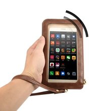Fashion Full touch Wallet Cover Girls Women's Handbag Phone Cases For sony xperia z2 z3 z5 xa m4 aqua e5 z1 z3 compact xa ultra