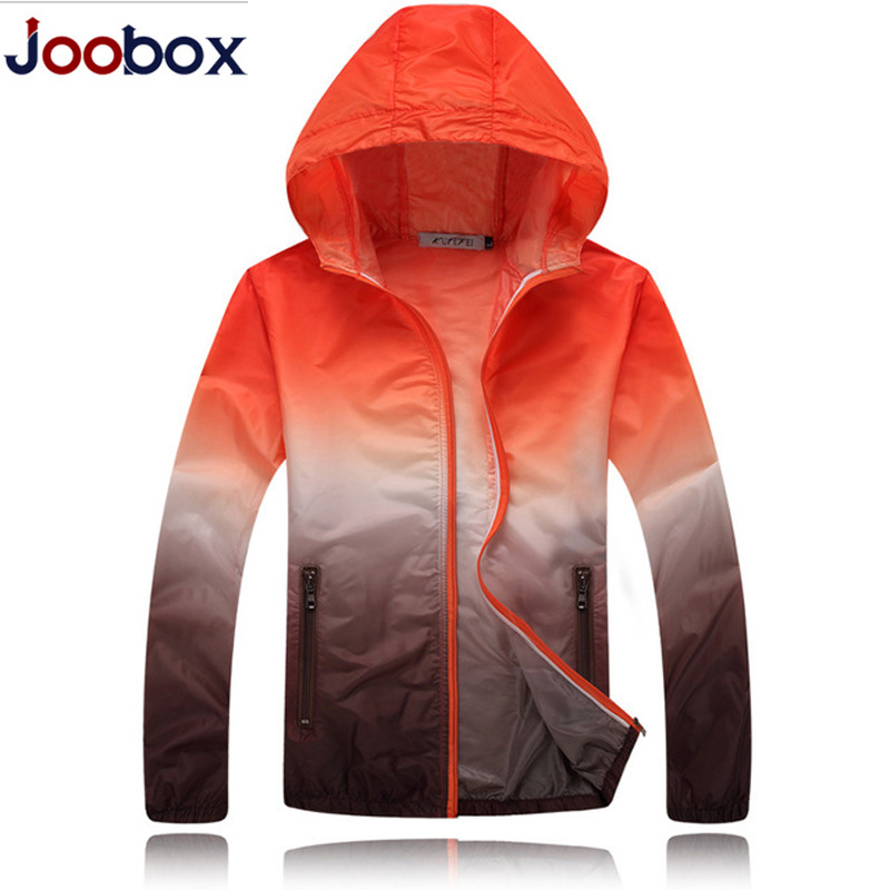 JOOBOX Summer Quick Dry Men Windbreaker Skin Jacket Coat Sunscreen Waterproof Mens Army Outwear Ultralight Windbreake