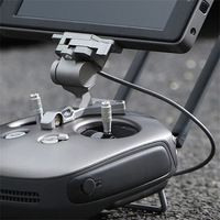 CrystalSky Remote Controller Mounting Bracket For DJI Phantom 4 Series Phantom 3 Professional Advanced For Inspire