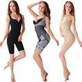 Nueva moda caliente de la venta mujeres del mono delgado de la cintura Trainer corsé que adelgaza faja traje piernas cintura de la ropa interior de la talladora