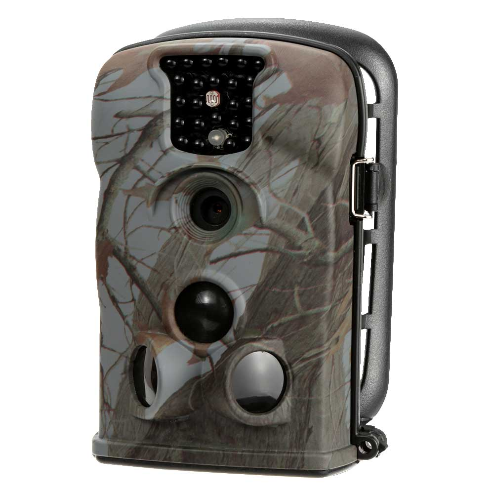 5210A 940nm Hunting Camera Portable 12MP HD Digital Infrared Scouting Trail Camera IR LED Video Recorder
