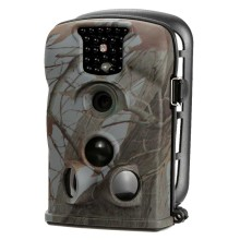 5210A 940nm Hunting Camera Portable 12MP HD Digital Infrared Scouting Trail Camera IR LED Video Recorder 3pcs PIR Motion Detect