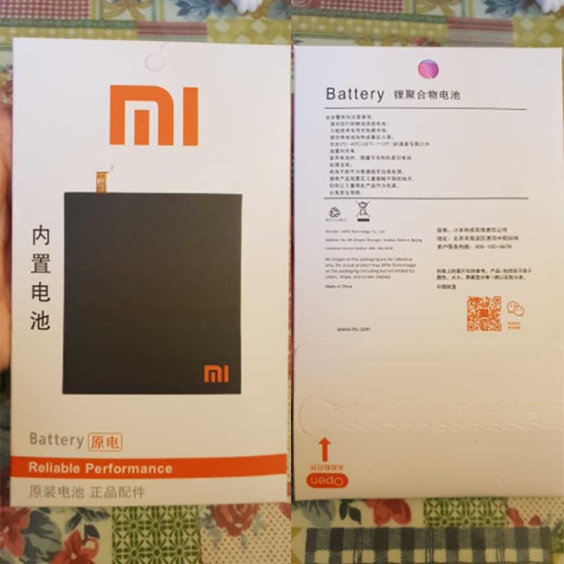 بطارية الهاتف الأصلي ل mi 6X mi A2 بطارية شياو mi 6X A2 BN36 بطاريات مع حزمة التجزئة Bateria ل Xiao mi 6X mi A2
