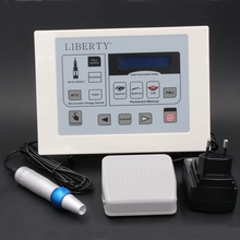 Best Liberty electric digital permanent makeup machine kit professional for sale with libetry pens,power panel,tattoo needles