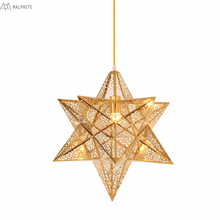 nordic modern pendant lights bedroom living room restaurant cafe loft Luminaire Three-dimensional star hanging light fixtures modern nordic pendant lights bedroom living room loft restaurant cafe bar luminaire swan hanging light fixtures