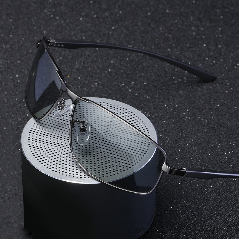 5 S Photochrome Polarisierte Sonnenbrille Männer Frauen Fahren Sonnenbrille Für Mann Chameleon Sonnenbrille-männer Fahrer Sonnenbrille Uv400