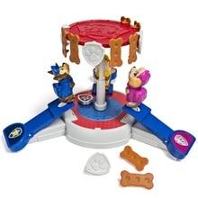 цены на Original Paw Patrol Pups In Training Game Dog Rescue Base Set Spin Master Rescue Anime Action Figure Toys Kid Gifts  в интернет-магазинах