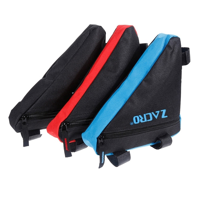 Waterproof Front Tube Triangle Pouch Frame Bag