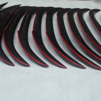 F30 F80 M3 Modified M4 Style Red Carbon Fiber Rear Trunk Luggage Compartment Spoiler Car Wing