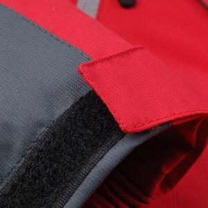 Image 4 - Jacket Men Winter Thick Fleece Waterproof Outwear Military Jackets Plus size 5XL Mens Windbreaker Army Parka Raincoat  Coats
