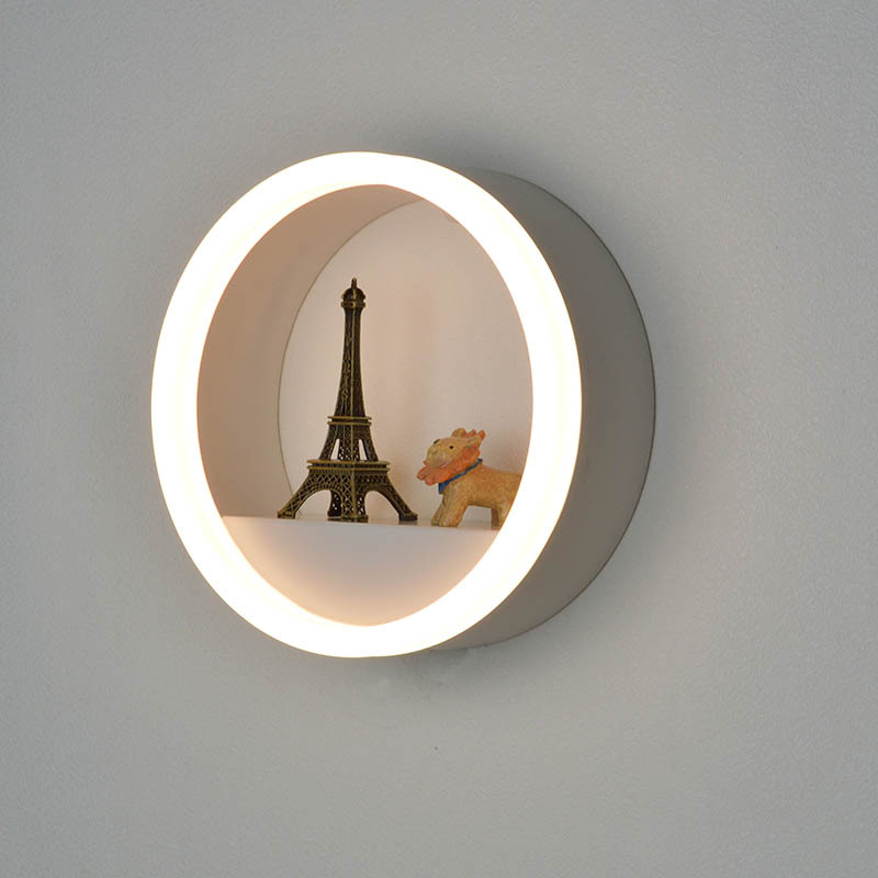 Creative LED wall lamp bedside lamp contemporary and contracted sitting room bedroom corridor cafe TV setting wall lamp nordic led wall lamp contracted and contemporary artistic personality tv wall lamps the head of a bed lamp corridor lamp