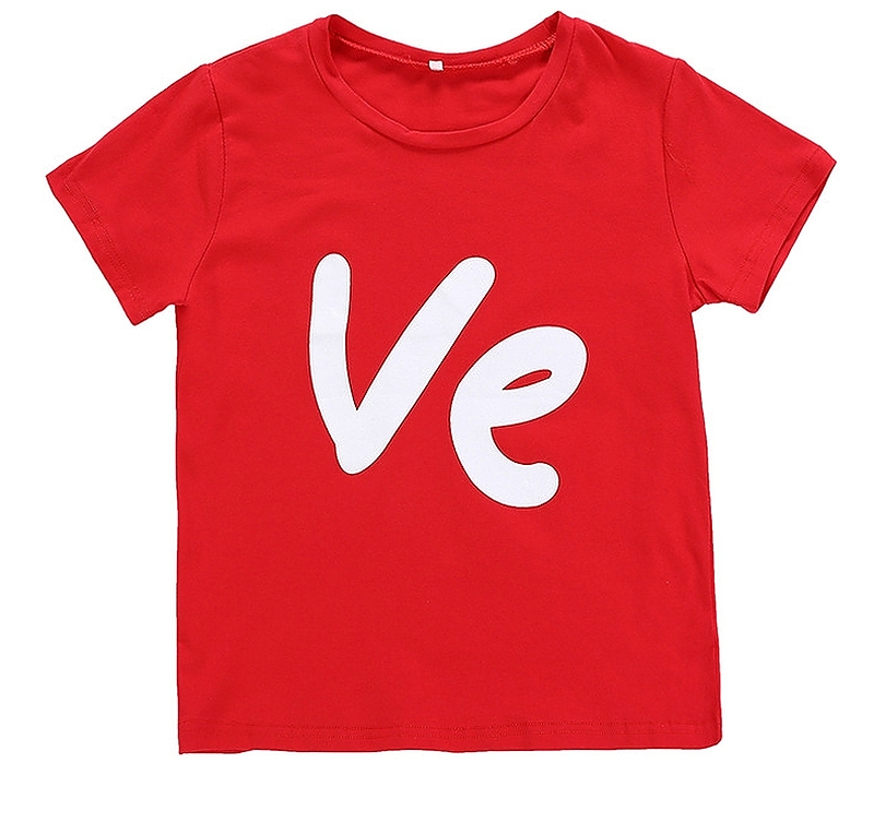 HTB1OXMlV4jaK1RjSZKzq6xVwXXaL - Family Matching Clothes Women Day Mother Daughter Baby Boy Kid Girls Father Son Short Sleeve Valentine Top Love Me T-shirt