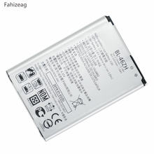 Fahizeag 10PCS BL-46ZH Battery Replace for LG K7 K8 Tribute 5 AS330 K332 K350N K371 K373 K8V K89 LS675 M1 M1V MS330 US375 X210(China)