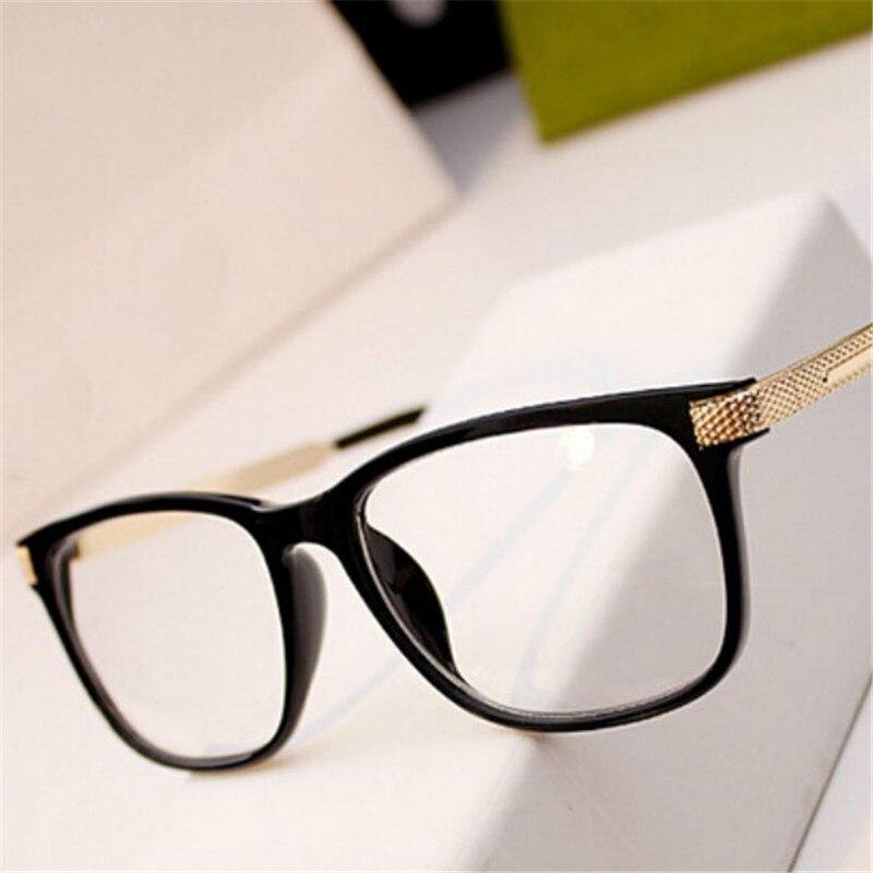 ANEWISH New Fashion Eyeglasses Frame Women Goggles Reading Myopia Computer Protective Plain lenses  Eyewear Glasses Frames