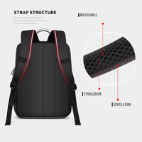 LAORENTOU Casual Men Backpack Women Backpack Travel Bag Multi-Functional School Backpacks For Teenagers & Student 3