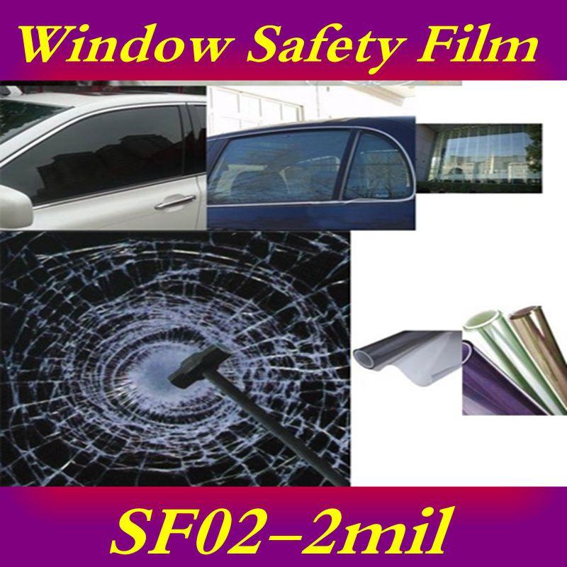 Bulletproof Window Tint Film For Use In Ordinary Car Windows 1 52