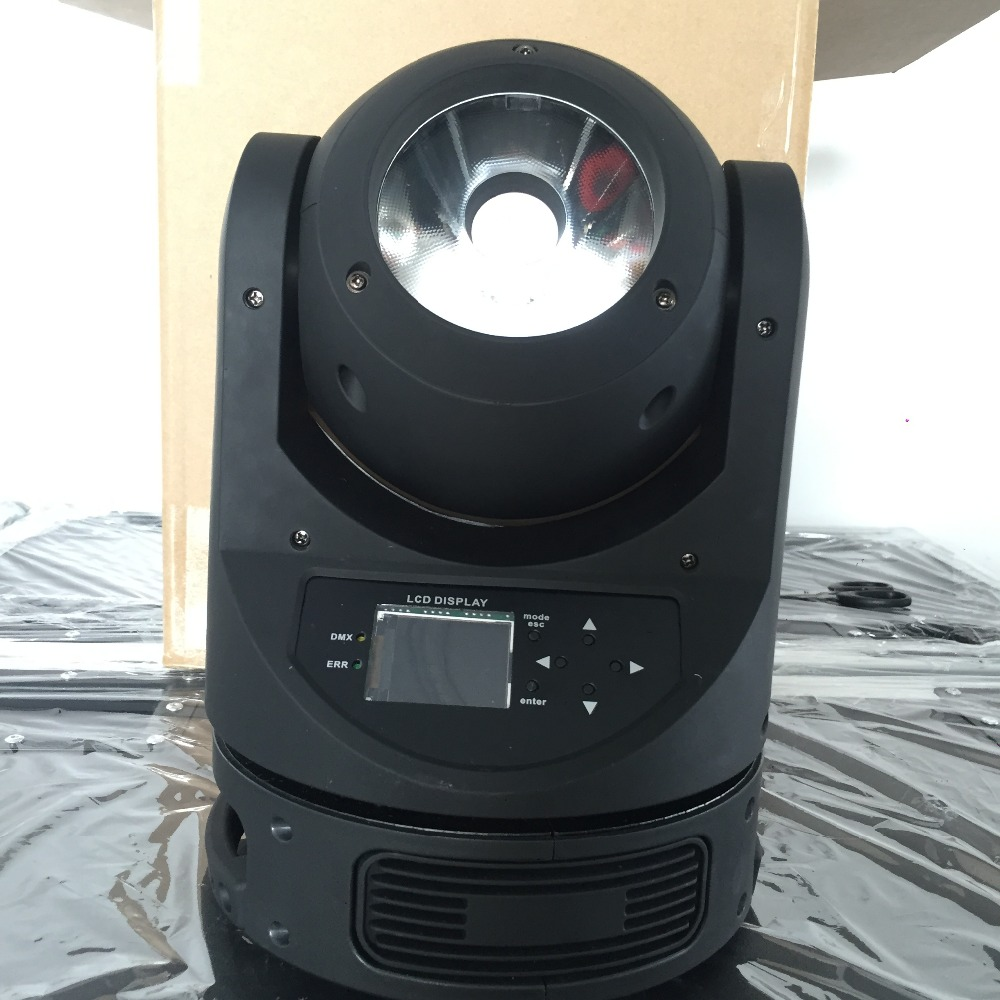 Led 60W cob mini moving head super beam professional lighting stage light effect with dmx control for home party wedding show