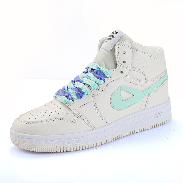 2019 New Air Force 1 Two Color Matching Lovers Skateboarding Shoes