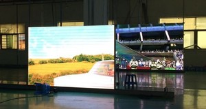 Image 5 - TEEHO P6 Indoor SMD RGB Full Color Led Display Module 1/16scan 384*192mm 64*32 pixel P6 LED Module