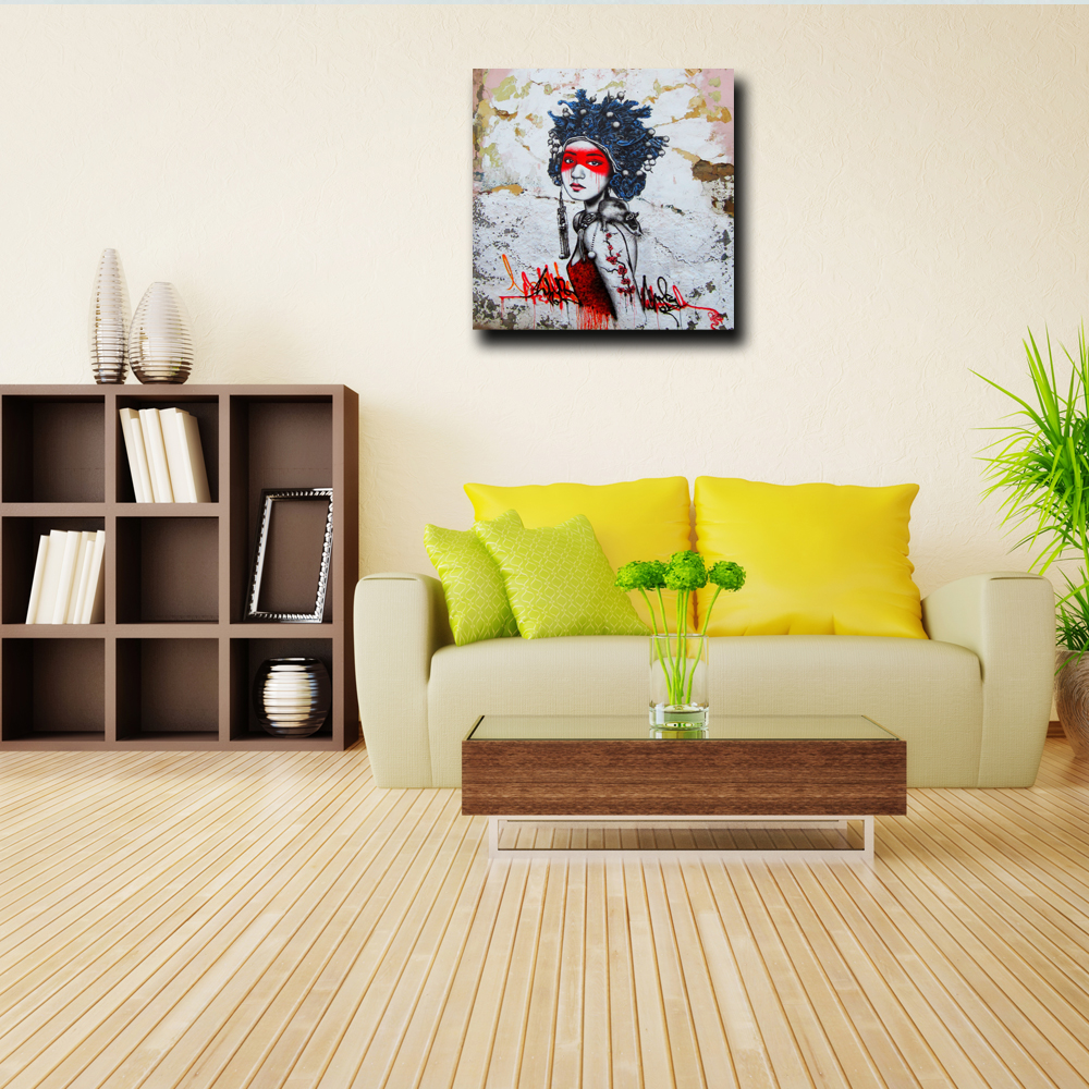 Comfortable Girl Canvas Wall Art Pictures Inspiration - The Wall Art ...