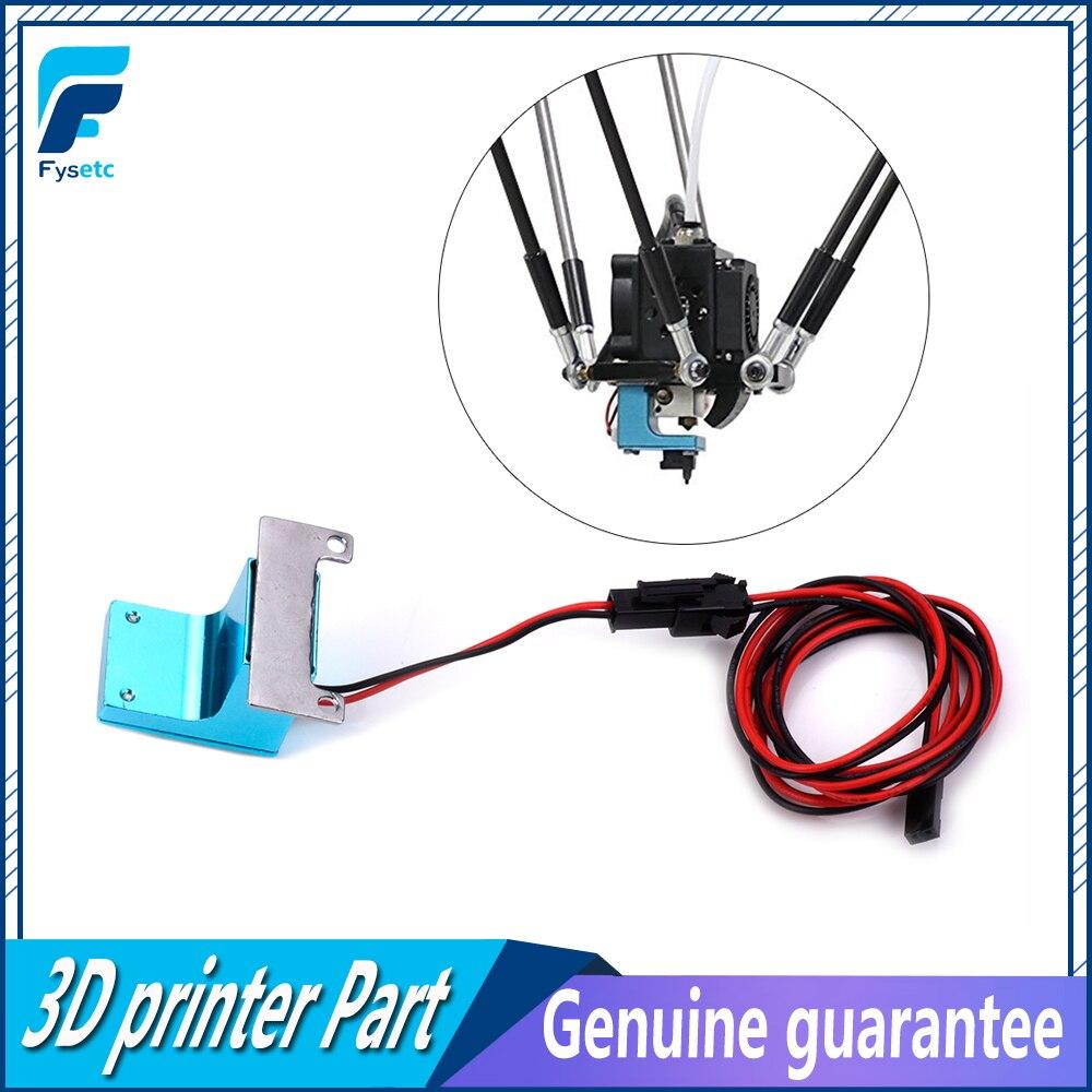3D Printer Auto Leveling Sensor Heated Bed Position Sensor 6-38V For Kossel Series 3D Printer Parts For 3D Printer