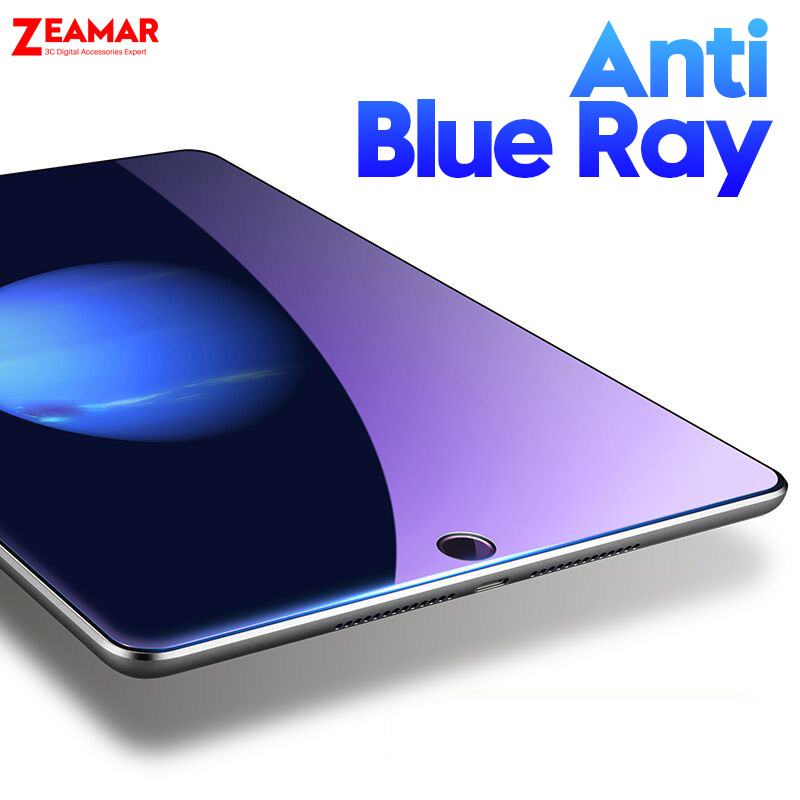 Anti blue Rays Glass For Apple iPad Pro 129 inch Glass For iPad Pro 105 Screen Protector For iPad Pro 97 9H Tempered Glass