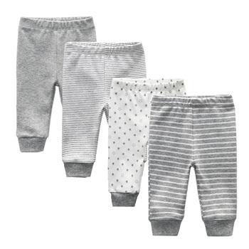 Jesienne spodnie dla niemowląt długie spodnie dziewczynek leginsy noworodka ubrania chłopięce spodnie dla dzieci odzież rajstopy dziewczęce tanie i dobre opinie kiddiezoom Drukuj baby Proste Pełnej długości Unisex COTTON Na co dzień Pasuje prawda na wymiar weź swój normalny rozmiar