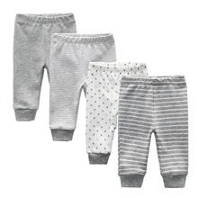 Jesienne spodnie dla niemowląt długie spodnie dziewczynek leginsy noworodka ubrania chłopięce spodnie dla dzieci odzież rajstopy dziewczęce tanie tanio kiddiezoom COTTON Na co dzień Elastyczny pas Wysoka Pasuje prawda na wymiar weź swój normalny rozmiar Pełnej długości