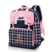 Nette Mädchen Rucksäcke Kinder Kinder Schultaschen Für Mädchen Orthopädische Wasserdicht Rucksack Kind Schultasche Mochila Escolar