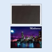 Australia_Melbourne_sunset Fridge Magnets 22028,Tourist Gift for friends,Perfect souvenirs world Attraction