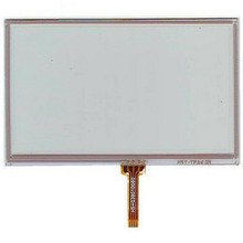 купить Wholesale 6inch 4.3 inch Touch Screen Digitizer 120mm*75mm For gps  FOR HSD050IDW1-A20/HSD050IDW1-A10/HSD050IDW1- A30/AT050TN33 по цене 1379.32 рублей