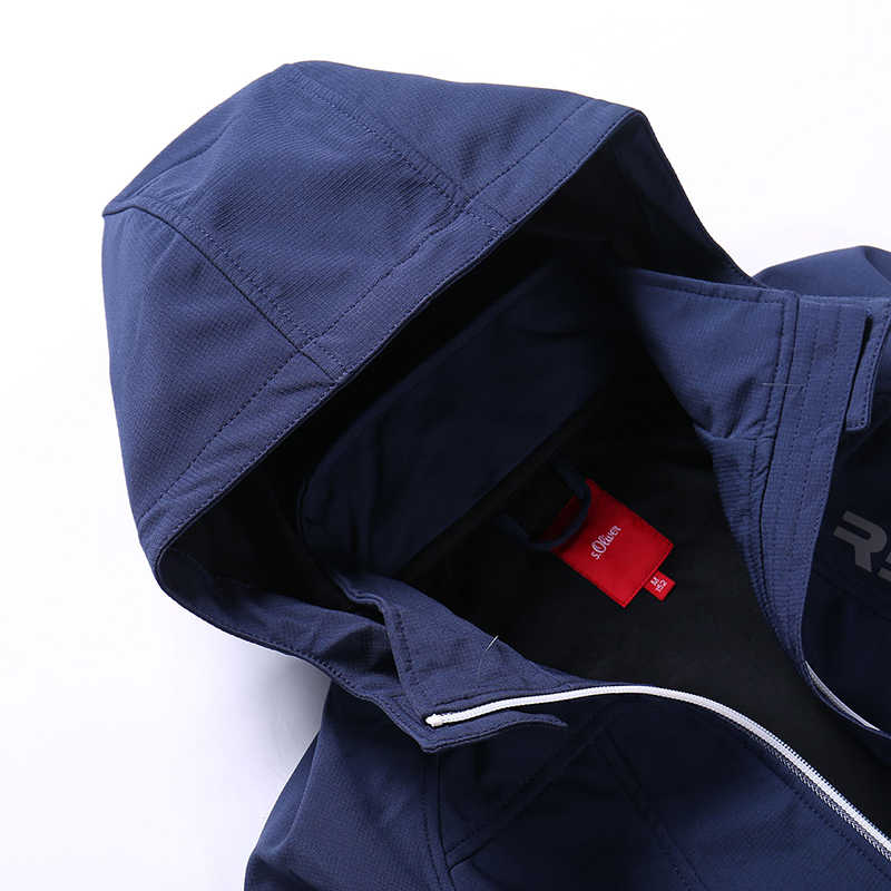 Phibee 男の子屋外スポーツジャケット防風ソフトシェルジャケットハイキングキャンプコート