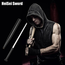 Handmade top quality Baseball bat Extended Edition High Carbon steel blade movie anime katana sword Real Weapon(China)