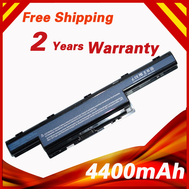 4400mAh Laptop Battery For Acer Aspire 5560 5560 5560G 5733 5733Z 5741G 5741Z 5736Z 5741 5742G 5742Z 5742 5749G