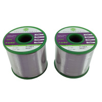 1kg Lead Free Solder Wire Health Sn:99% Ag:0.3% Cu:0.7% Tin Wire Melt Rosin Core silver containing solder wire