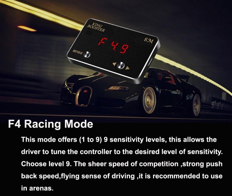 F49 car racing tuning